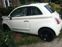 Fiat 500 great condition, bought from a dealership, no longer needed