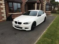 Bmw 320i msport coupe. Full years mot. 79000 miles. Full service history £6750 ono