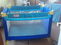 Little Tykes Playpen Travel Cot