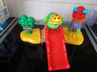 Vtech toot toot bath toy