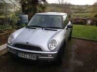 2002 mini one (Spares or repairs)