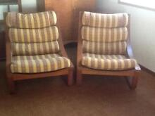 Pair TessaT4 chairs Coorparoo Brisbane South East Preview