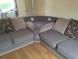 for sale corner docking station sofa