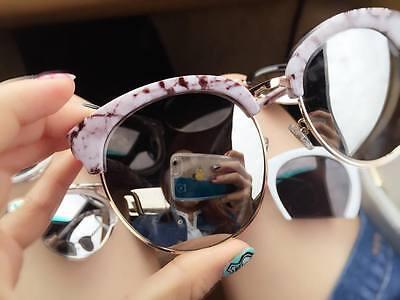 Women's marble sunglasses GOOD QUALITY EYEWEAR (Good Sunglasses For Women)