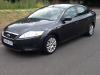 Ford Mondeo Edge Tdci 5dr (storm grey metallic) 2008