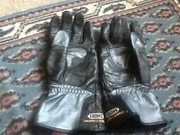 Shoei Motorcycle Gloves good condition XL