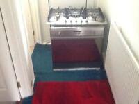 Smeg oven and 5 ring gas burner