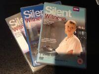 SILENT WITNESS SERIES 9 - 14 DVD DISC SET