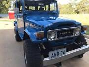 1983 Toyota Landcruiser FJ40 LX Geham Toowoomba Surrounds Preview