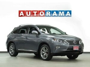 2013 Lexus RX 350 NAVIGATION LEATHER SUNROOF BACKUP CAMERA 4WD