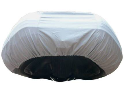 BRAND NEW LIGHTWEIGHT INFLATABLE BOAT COVER - 2.8M