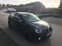 Vw polo gti 1.8 turbo 2007 56 full heated leather swaps type r bmw Audi s line