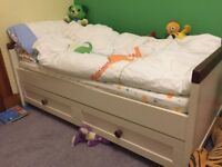 Silver Cross Nursery toddler bed