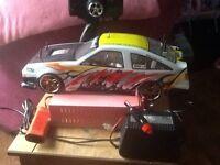 Rc car drift twin cam