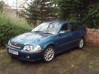 Volvo estate 2001sport