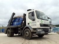 Experienced Skip Driver/Hookloader Driver
