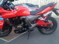 Kawasaki z750s for swap