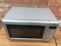 Panasonic microwave and grill 28L in great condition