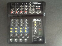 6 Channel Compact Mixer