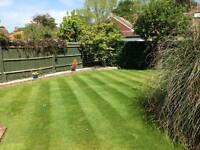 Gardening job available within growing domestic garden services business in Worthing