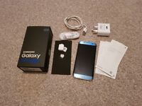 Samsung Galaxy S7 Edge Coral Blue Unlocked Sim Free Boxed