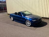 BMW 320CD M-Sport Convertible 2006