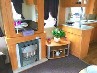 Starter Caravan For Sale At Sandylands Holiday Park Ayrshire