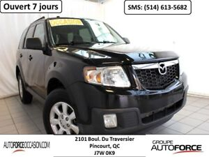 2009 Mazda Tribute LIMITED CUIR TOIT 4WD 6CYL MAGS TOUTE EQUIPE