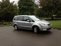 Ford Galaxy *1 year mot new* timing belt water pump* 4 new tyres lots more work done