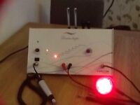 Carlton Microdermabrasion/Microcurrent/LED therapy