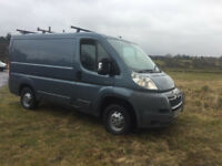 2009 RELAY M.O.T. JUNE 117 K ONE OWNER DRIVE'S SUPERB , £2299 CHEAP VAN READY TO GO !