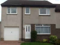 Semi-detached 3/4 Bedroom House in Dalgety Bay