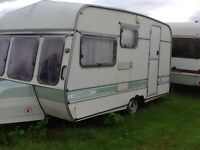 Swift Rapide 4 berth Caravan