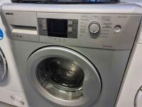 Refurbished Silver 7kg A++ 1400rpm Washing machine - 6 months warranty - £120