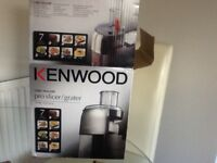 KenwoodAT340 slicer attachment Never used