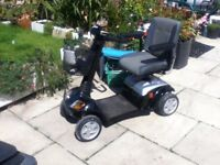 KYMCO SUPER 8 MOBILITY SCOOTER 2014 MODEL