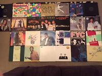Vinyl LP's from 1970s/80s