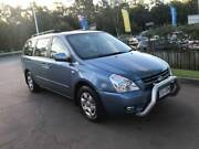 2007 Kia Grand Carnival - 8 Seats people mover- Auto - Driveaway Cleveland Redland Area Preview