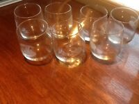SOUTHERN COMFORT. SWING GLASSES. X7