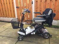 Quingo Air mobility scooter for sale.