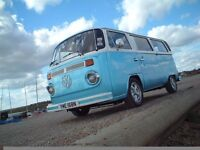 1975 VW Type 2 Campervan
