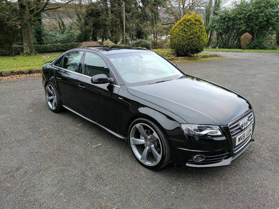 2011 audi a4 s line quattro 2 0 tdi 170 finance available in belfast city centre belfast. Black Bedroom Furniture Sets. Home Design Ideas