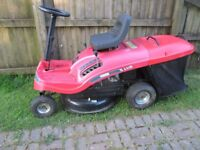 Ride on Lawnmower very good condition