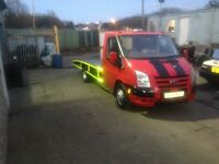 Ford transit recovery truck 1 year mot