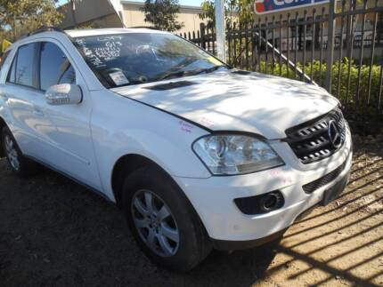 WRECKING 2006 Mercedes ML320 CDI ENGINE TRANSMISSION PANELS INTER Sydney City Inner Sydney Preview