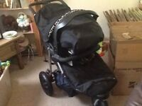 Mother are combo pushchair
