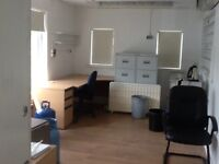 Small office work space , also containers space to rent