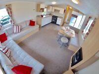 2015 model 2 bedroom Static Caravan for sale on Hayling Island