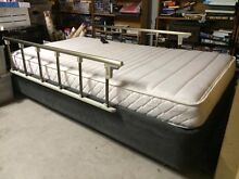 LUXURY VELOUR BASE ELECTRIC HOSPITAL BED WITH SIDE RAILS + MATTRESS Coogee Eastern Suburbs Preview