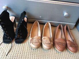Size 7, Widefit